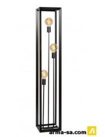 THOR - LAMPADAIRE - E27 - FER GRIS  Éclairage décoratifLUCIDE
