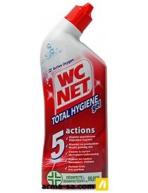 WC NET TOTAL HYGIENE 750ML  Produits d'entretienWC NET