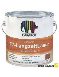 CAPADUR F7 NOYER 0,75L LASURE LONGUE DUREE  LasuresCAPAROL