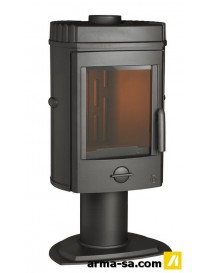 POELE A BOIS MESNIL 8KW ANTHRACITE