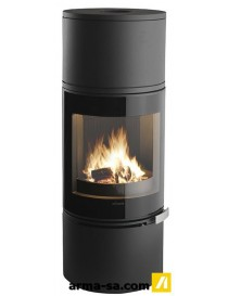 POELE A BOIS ALCOR 6KW ANTHRACITE