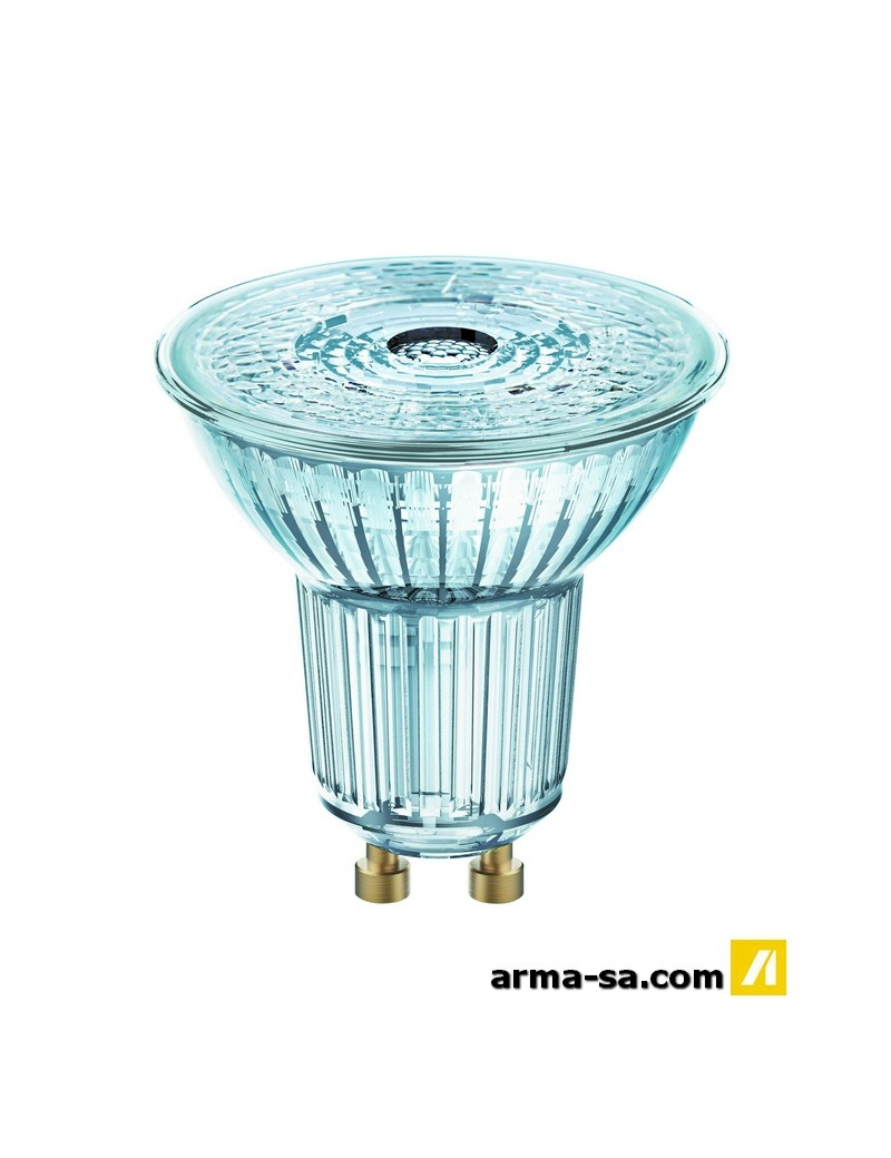 SPOT LED 36DEGRéS GU10 230LM 3W BLANC CHAUD - 3PC  Ampoules ledOSRAM