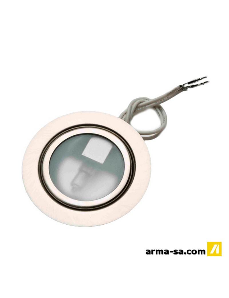 SPOT LED DE MEUBLE 2W ACIER BROSSE  SuspensionLIGHT THINGS