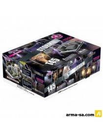 FEU D'ARTIFICE WECO BATTERIE THUNDERSTORM 145 COUPS 80 SECON  PaveWECO