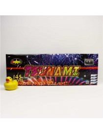 feu d'artifice TSUNAMI  PaveTRISTAR
