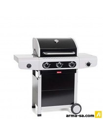BARBECOOK BARBECUE SIESTA 310 BLACK  Barbecue au gazBARBECOOK