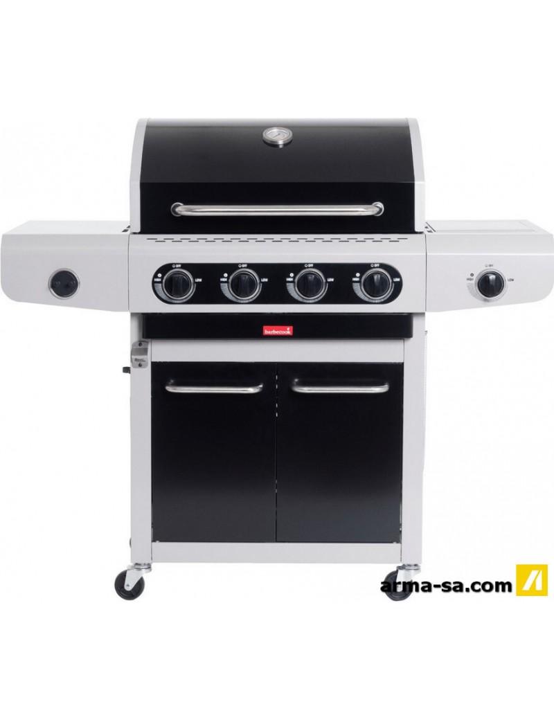 BARBECOOK SIESTA 412 NOIR  Barbecue au gazBARBECOOK