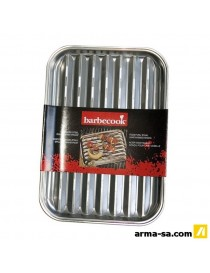 BARBECOOK GRILLE ANTIFLAMME INOX 34X24CM  Accessoires barbecueBARBECOOK