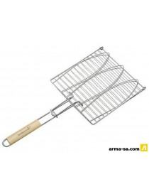 BARBECOOK GRILLE A 3 POISSONS  Accessoires barbecueBARBECOOK