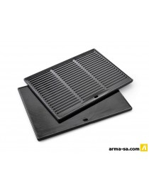BARBECOOK SIESTA PLANCHA BARBECUE 43X35 CM  Accessoires barbecueBARBECOOK