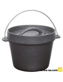 BARBECOOK COCOTTE 0,7L  Accessoires barbecueBARBECOOK