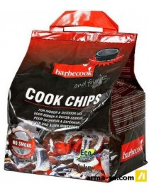 BARBECOOK COOK CHIPS 1KG  CombustiblesBARBECOOK