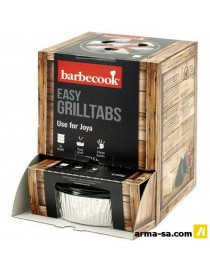 BARBECOOK GRILLTABS 'JOYA' U 3 PCS  Accessoires barbecueBARBECOOK