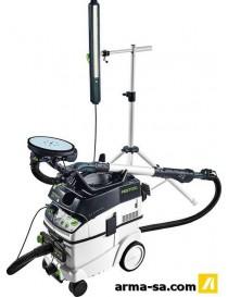 PONCEUSE AUTOPORTEE A RALLONGES LHS225-CTM36-STL450-SET PLAN  Ponceuses électriquesFESTOOL
