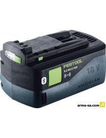 BATTERIE BP 18 LI 5,2 ASI  Batteries rechargeablesFESTOOL