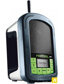 RADIO DE CHANTIER BR 10 DAB+ SYSROCK  Téléphonie, audio & ordinateurFESTOOL