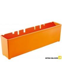 CASIERS BOX 49X245-2 POUR SYS1 TL  Bacs pvcFESTOOL