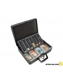 CASSETTE A MONAIE EUROS 37X29X11CM  Coffrets à monnaieGALICO