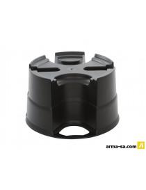 SOCLE PVC POUR TONNAU PR120PR210  Tonneaux à eauGALICO