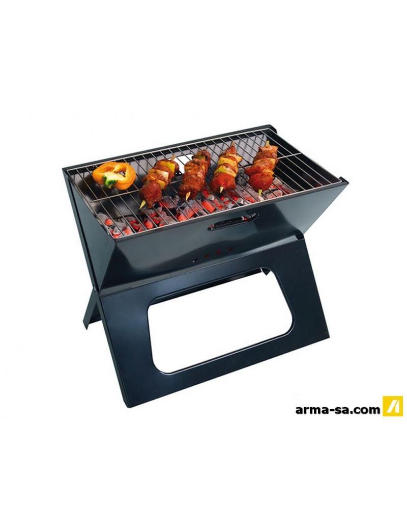 BARBECUE PORTABLE GRILL  Barbecue au charbon de boisGALICO