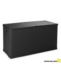 MULTIBOX XL ROTAN ANTHRACITE 420L  Accessoires feux-ouvertsGALICO
