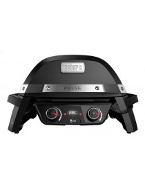 BBQ ELEC PULSE 2000 CHARIOT BLACK  Barbecue éléctriquesWEBER