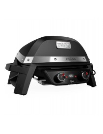 BBQ ELEC PULSE 2000 BLACK  Barbecue éléctriquesWEBER