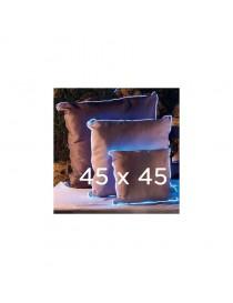 COUSSIN LUMINEUX BEIGE 45X45CM 2PCS  PiscinesBESTWAY