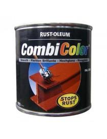COMBICOLOR BRILLANT 7382 RAL 7001 0,25L  Peintures pour métauxMATHYS