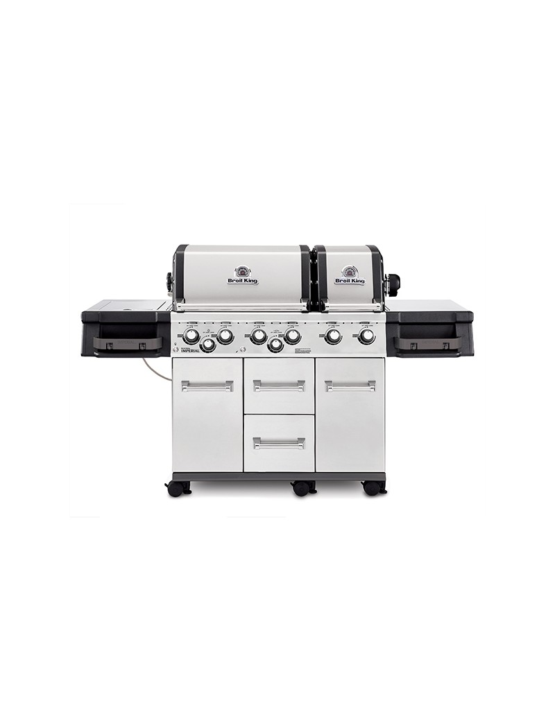 BBQ BROILKING IMPERIAL XL90 INOX  Barbecue au gazBROILKING