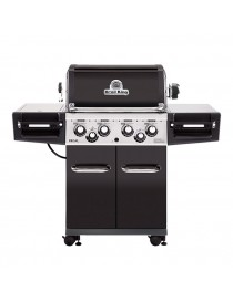 BBQ BROILKING REGAL 490 NOIR  Barbecue au gazBROILKING