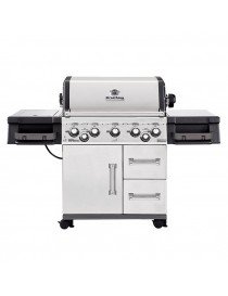 BBQ BROILKING IMPERIAL 590 INOX  Barbecue au gazBROILKING