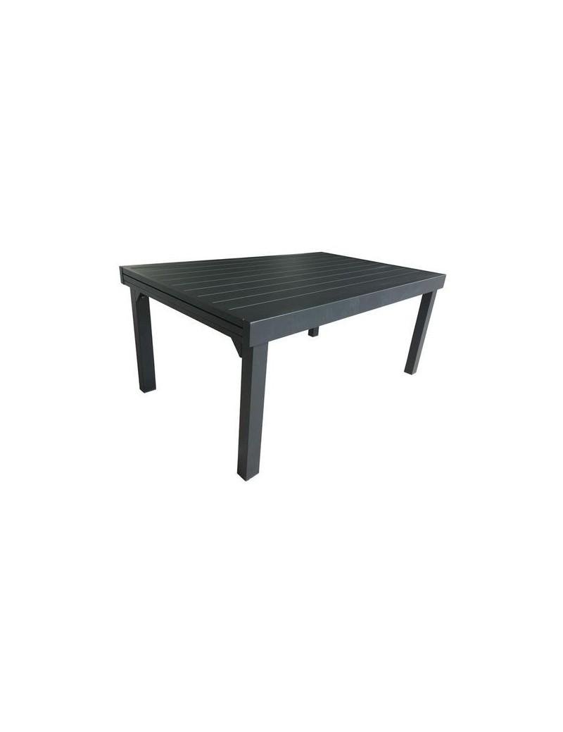 TABLE MODULO 135-270 FULL ALU GRISE  TablesWILSA