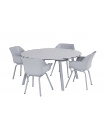SOPHIE ELEMENT TABLE DIA 150CM MISTY-GREY  TablesHARTMAN