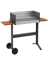 BARBECUES DANCOOK 5300 60X30CM AVC TABLETTE  Barbecue au charbon de boisDANCOOK