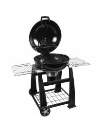 BBQ TROLLEY 828T  Barbecue au charbon de boisMATRO SPR
