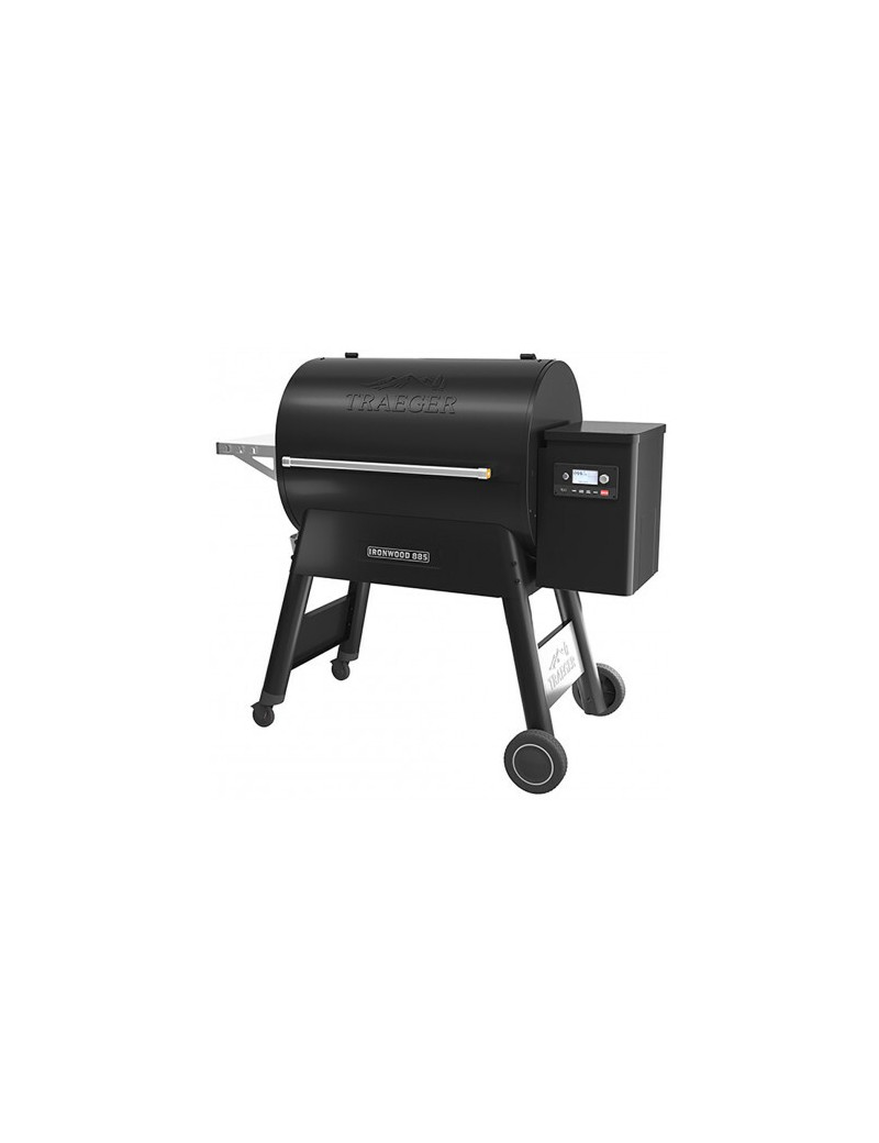GRILL IRONWOOD 885 - NOIR  BarbecueTRAEGER