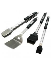 SET USTENSILES PREMIUM-4PCS  Accessoires barbecueBROILKING