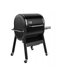 BBQ A PELLETS SMOKE FIRE EX4 GBS 61CM.  BarbecueWEBER