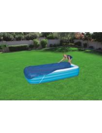 Bâche pour piscine 305x183cm Family Pool BESTWAY  Bâches pour bassinsBESTWAY