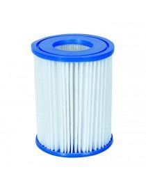 Cartouche filtration piscine type II BESTWAY  Entretien piscinesBESTWAY