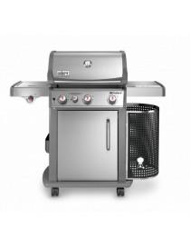BARBECUE A GAZ SPIRIT S-330 GBS PREMIUM ACIER INOX  Barbecue au gazWEBER