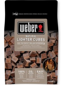 CUBE ALLUME FEUX WEBER  Accessoires barbecueWEBER