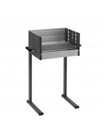 BARBECUES DANCOOK 7000 SANS ROUE 40X30CM  Barbecue au charbon de boisDANCOOK