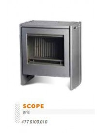 SAEY SCOPE DIA 150MM 4-12KW GRIS.  Poêles à boisSAEY
