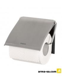 PORTE ROULEAU PAPIER WC CLASSIC MAT INOX  Accessoires de toiletteBRABANTIA