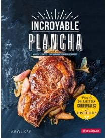 Livre de cuisine Incroyable Plancha LE MARQUIER  Accessoires barbecueLE MARQUIER