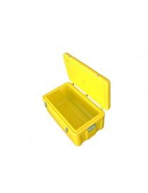 Coffre de chantier 180L 850x500x450mm  Coffres plastiquesMENO