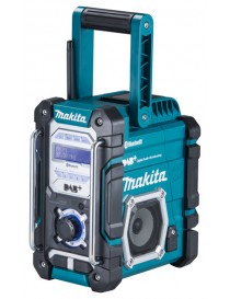 RADIO DE CHANTIER 7,2-18V-220V BLUETOOTH-DAB+  Téléphonie, audio & ordinateurMAKITA
