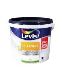 LEVIS PLAFOND BLANC 10+2L GRATUITS  Peintures murs et plafondsLEVIS